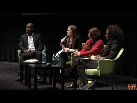 Play video of 'Ways of Seeing in African Cinema Panel Discussion