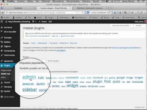 WordPress Tutorial español | Creación de formularios básicos con Contact Form 7