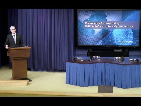 original channels rollout - The White House releases the framework on improving critical infrastructure cybersecurity and launches a voluntary program to encourage the use of the framew...