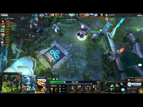 Empire - Cloud9 vs Empire (Summit 2 EU - Group Stage) Commentators: LD http://twitter.com/lddota The Summit 2 by G2A.com - Europe: ...