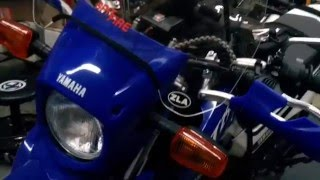9. Yamaha xt250 tour build