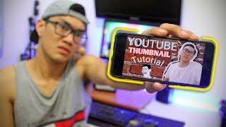 Video How to make Youtube Thumbnail | Android | TUTORIAL *Tagalog MP3, 3GP, MP4, WEBM, AVI, FLV Juni 2019