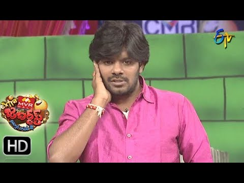 Sudigaali Sudheer Performance | Extra Jabardasth | 5th January 2018  | ETV Telugu