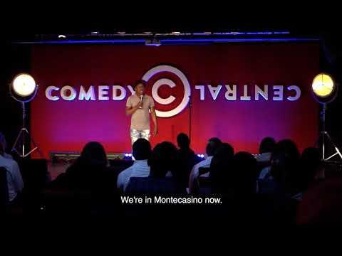 Siya Seya on Comedy Central | The Comedy Grind with Siya Seya
