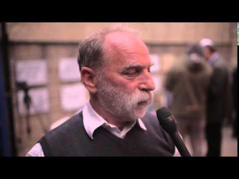 Vajda János a Magyar Izraeli Baráti Társaság előzményéről és eredményeiről.
