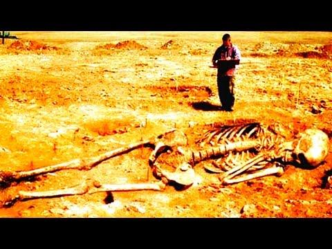 trovato in india lo scheletro di un gigante di 10 metri!