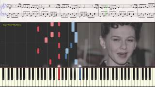 """Два сольди (сериал """"Ликвидация"""") (Ноты и Видеоурок для фортепиано) (piano cover)"""