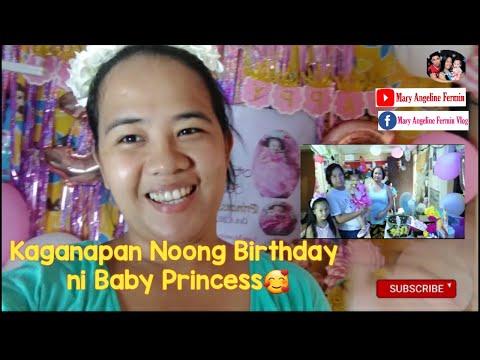 Kaganapan Nong 2nd Birthday ni Bbaby Princess | MAF # 51