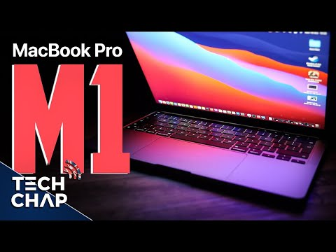 Apple MacBook Pro M1 Review - The HYPE is real! | The Tech Chap