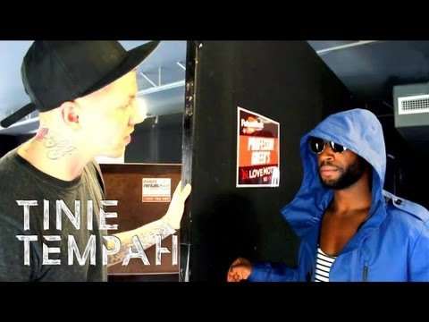 Tinie Tempah | Disturbing London TV: #DisturbingBrisbane
