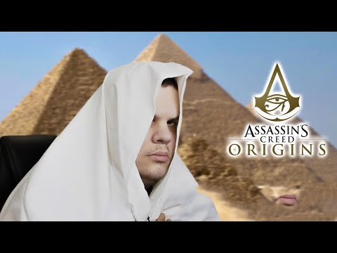 Assassins Creed Origins - Live Stream #6