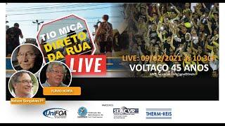 LIVE CELEBRA 45 ANOS DO VOLTAÇO