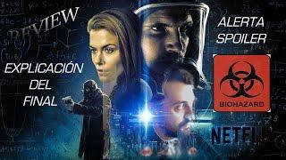 Nonton Final explicado de la película ARQ (Estrenos Netflix) Film Subtitle Indonesia Streaming Movie Download