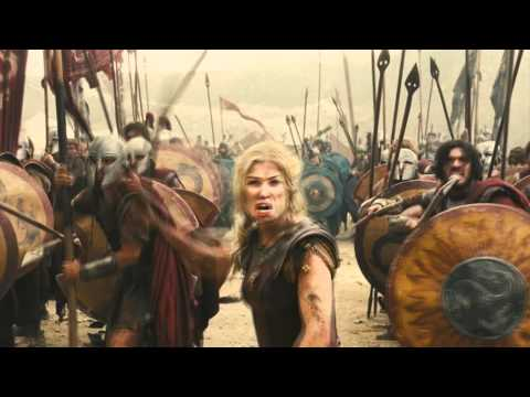 (New) Wrath of the Titans (2012) Trailer Epic Music HD