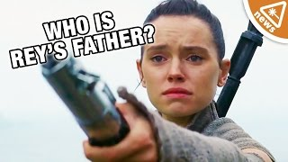 Video Did Daisy Ridley Just Confirm Who Is Rey's Father? (Nerdist News w/ Jessica Chobot) MP3, 3GP, MP4, WEBM, AVI, FLV Juni 2018