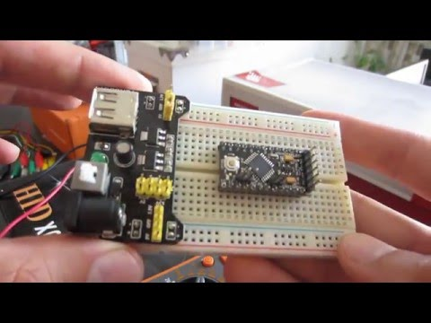 Breadboard Power Supply Module 3.3V 5V MB102
