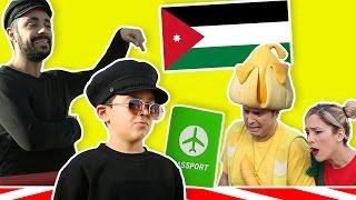 فوزي موزي وتوتي – عرض في الأردن – Jordan show 30.12.16 cultural palace Amman