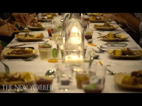 Brian Bordainick - The New Yorker feature on Dinner Lab