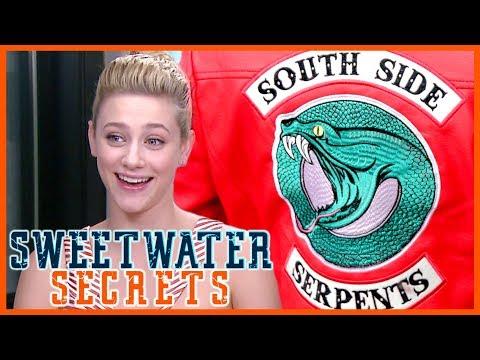 Lili Reinhart Reveals Her Cheeky Idea for Betty's Southside Serpent Tattoo! | Sweetwater Secrets