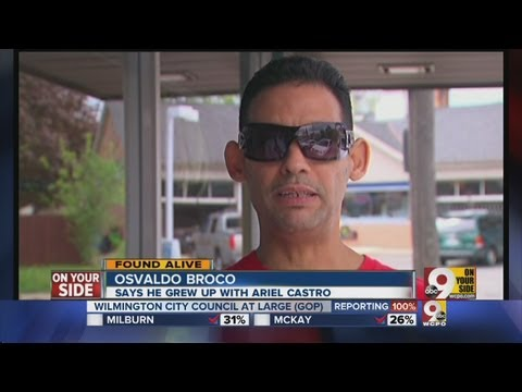 Man says he grew up with CLE suspect