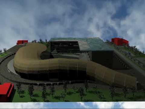 Proyecto universitario para un nuevo estadio Barbera