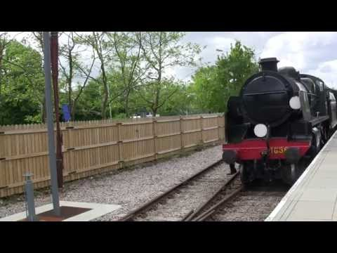 A visit to the Bluebell Railway with John Cull