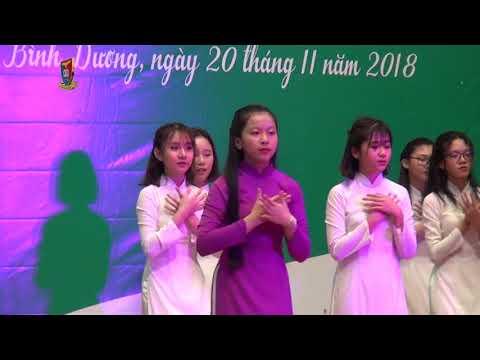 """Lễ kỉ niệm ngày nhà giáo Việt Nam (20.11.2018) """"Quê Hương"""""""