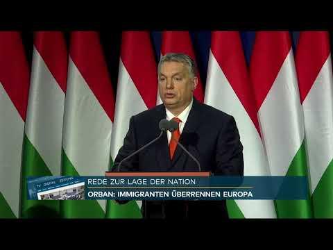 """Viktor Orbán: """"Nationen werden aufhören zu existieren ..."""