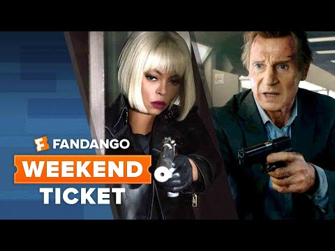 Now In Theaters: Proud Mary, The Commuter, Paddington 2 | Weekend Ticket