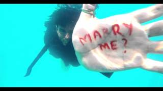 'The Underwater Proposal' | Official Video | Sanjiv & Gitika | Save The Date | 1st March, 2016
