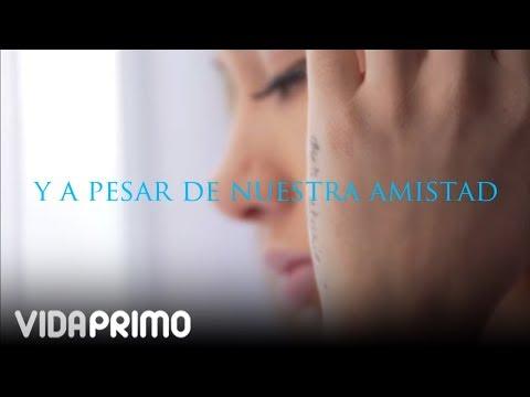 Encima de Mi (Letra) - Galante El Emperador  (Video)