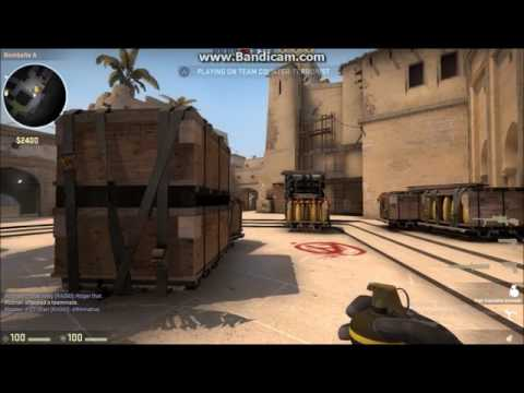 Counter Strike Global Offensive Gameplay Mirage Offline With Bots