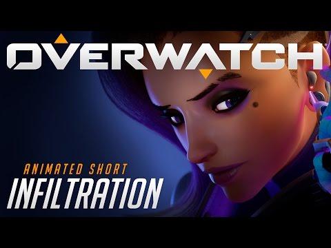 "Overwatch Animated Short | ""Infiltration"" (EN)"
