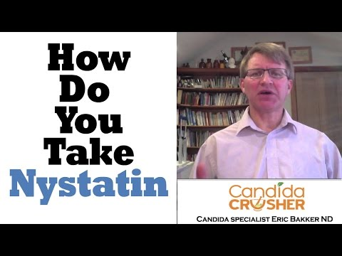 How Do You Take Nystatin?
