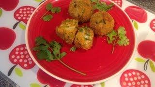 Spicy Potato Cheese Balls