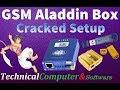 GSM Alladin V2 1.42 Crack Without Box 2018 With KeyGen1000% Tested (Install & Crack Setup) BY TCS