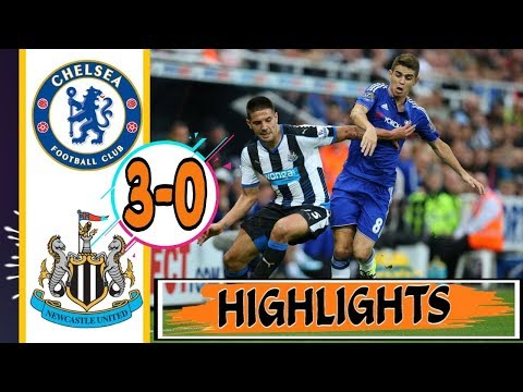 Newcastle vs Chelsea 3 0 All Goals & Highlights Extended 2018 HD   Youtube Sports