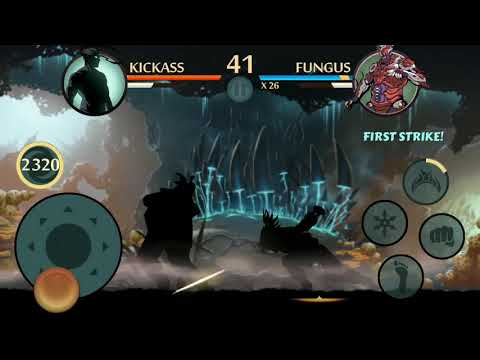 KICKASS VS FUNGUS 2 |  2K W/OUT CRITICAL HIT ON RAGES