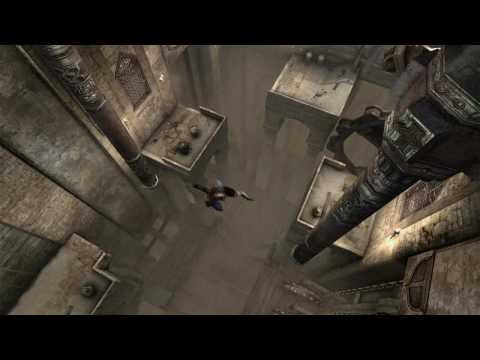 Picture from Prince of Persia: The Forgotten Sands shows off more gameplay