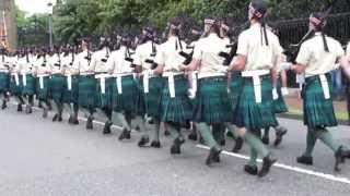 Video The Royal Scots Borderers, 1st Battalion The Royal Regiment of Scotland. Holyrood rehearsal MP3, 3GP, MP4, WEBM, AVI, FLV Agustus 2019