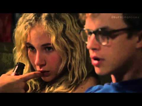 Dane DeHaan - Jack and Diane (2012) Film Cuts