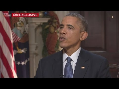 racial - President Barack Obama talks to Candy Crowley about his unique perspective on race.