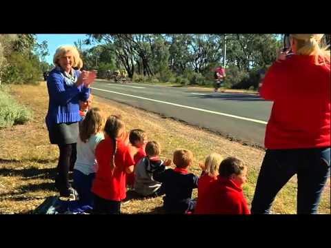 Tour of the Murray River - stage 1