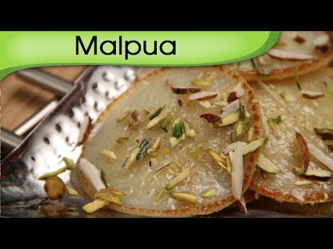 Malpua – Diwali Special – Sweet Pancakes – Indian Sweet Dish – Dessert Recipe By Ruchi Bharani