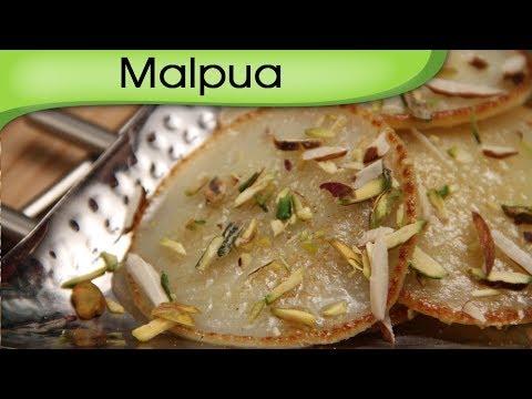 Malpua – Diwali Special – Sweet Pancakes – Indian Sweet Dish – Dessert Recipe By Ruchi Bharani