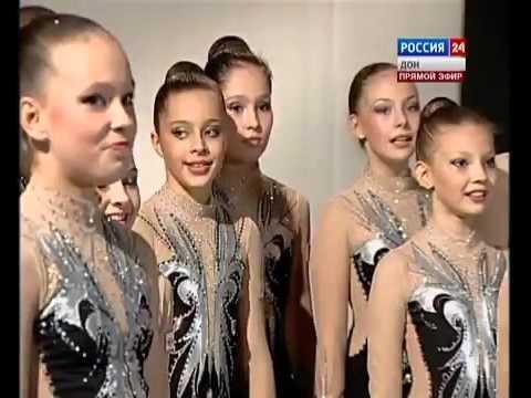Спортклуб Россия 24 с Мариной Вангели «Орикс»