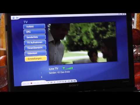 Test active DVB T Antenne von goobay an Logilink DVB T Receiver