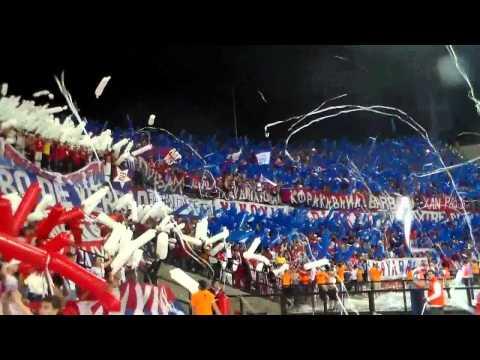 Arrogantes 0 vs MEDELLIN 1 Liga postobon II Cuadrangulares finales Fecha # 2 Nov-21-2012 - Rexixtenxia Norte - Independiente Medellín