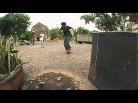 Al Rasheed - When anyone asks me who my favourite local Filipino skater is, I always say Rasheed Al Rasheed. He was born and raised in the Philippines and has never been ...