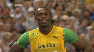 Video 200 m finale der herren usain bolt weltrekord MP3, 3GP, MP4, WEBM, AVI, FLV Agustus 2019